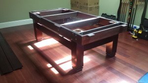 Correctly performing pool table installations, Roanoke Virginia