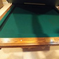 Olhausen Pool Table With Additional Ping Pong Top