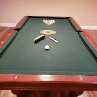 Pool Table Brunswick 8'